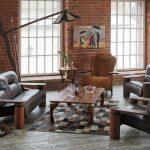 Креативная мебель для интерьера в стиле лофт
