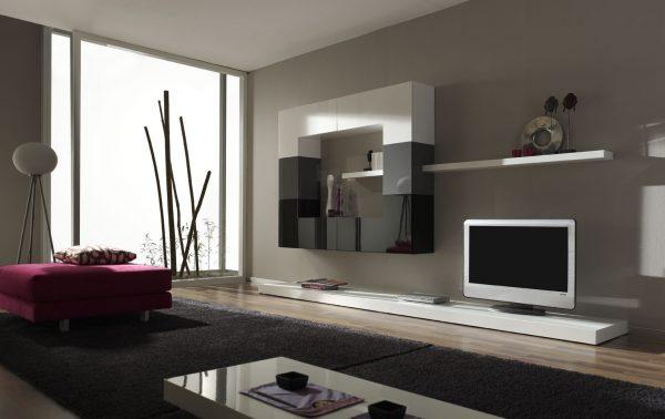 Корпусная мебель в стиле минимализм