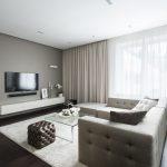 Интерьеры гостиных минимализм
