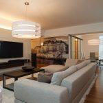 Мебель для гостиной в стиле модерн