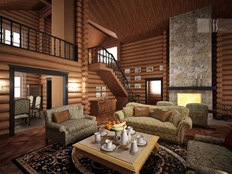 Фото интерьер дома внутри