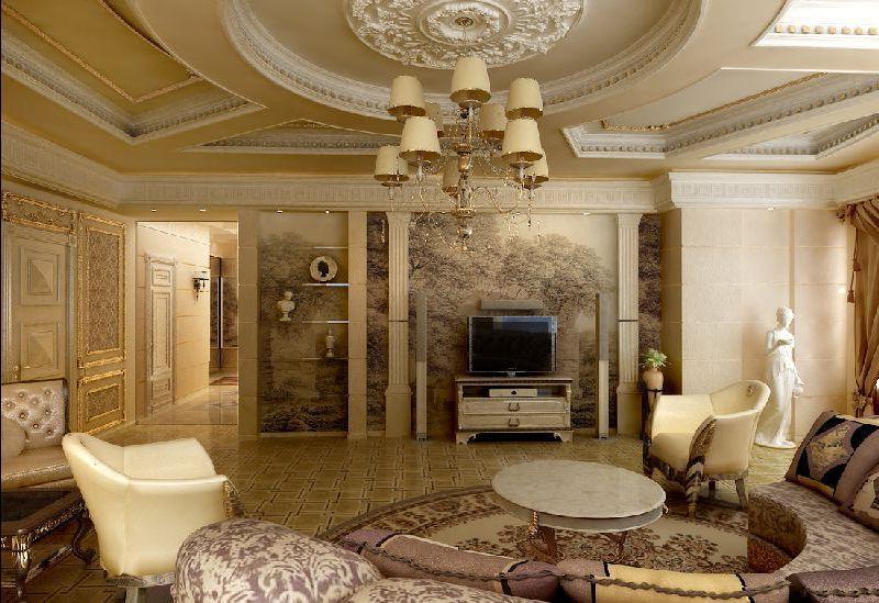Дизайн гостиной фото классика