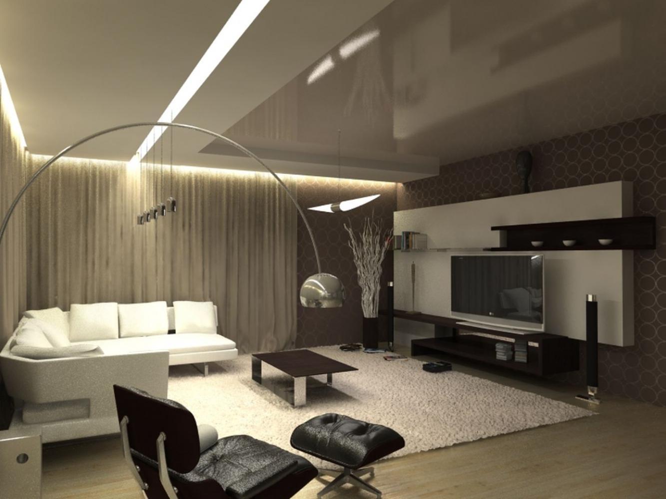 современные стенки горки в гостиную фото разных моделей