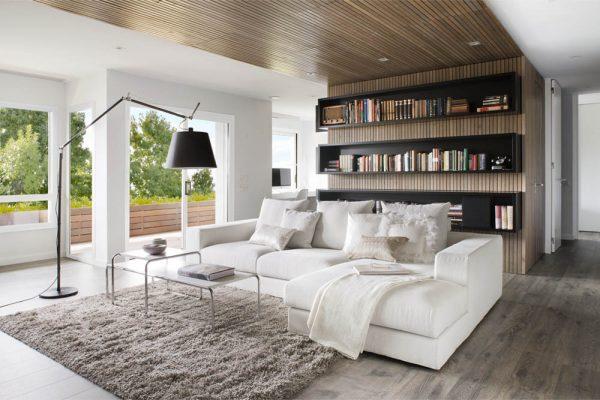 Современный молодежный дизайн комнаты