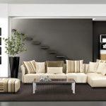 Модульные диваны для гостиной со спальным местом