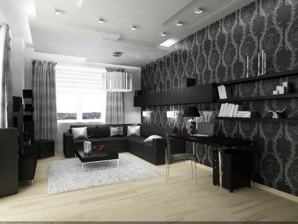 Источники дополнительного освещения в гостиной