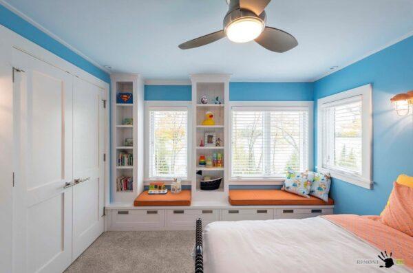 Практичная мебель для детской