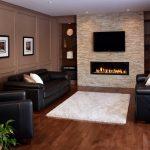 Современный зал в квартире