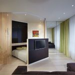 Мебель трансформер для спальни гостиной