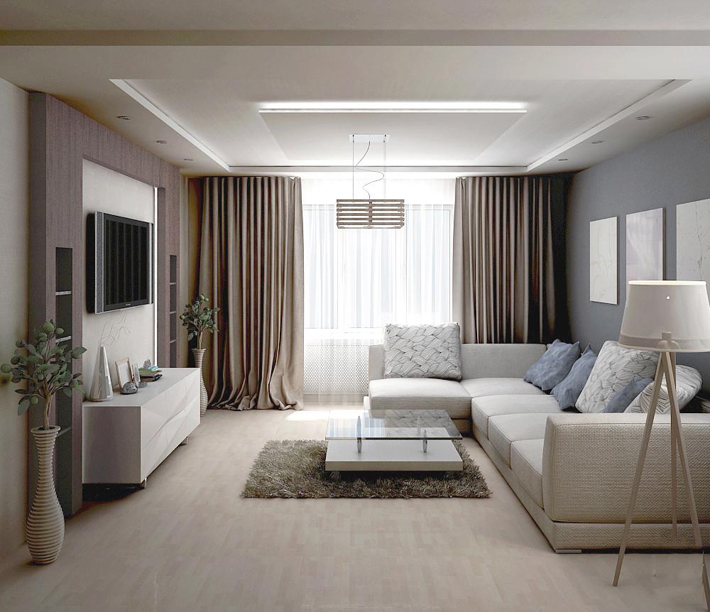 интерьер гостиной фото 17 кв м