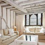 Кантри стиль в оформлении гостиной