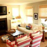 Идеи интерьера для маленькой гостиной