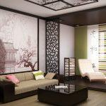 Квартира в стиле японского минимализма
