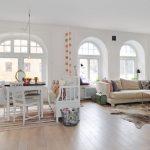 Современные гостиные в скандинавском стиле