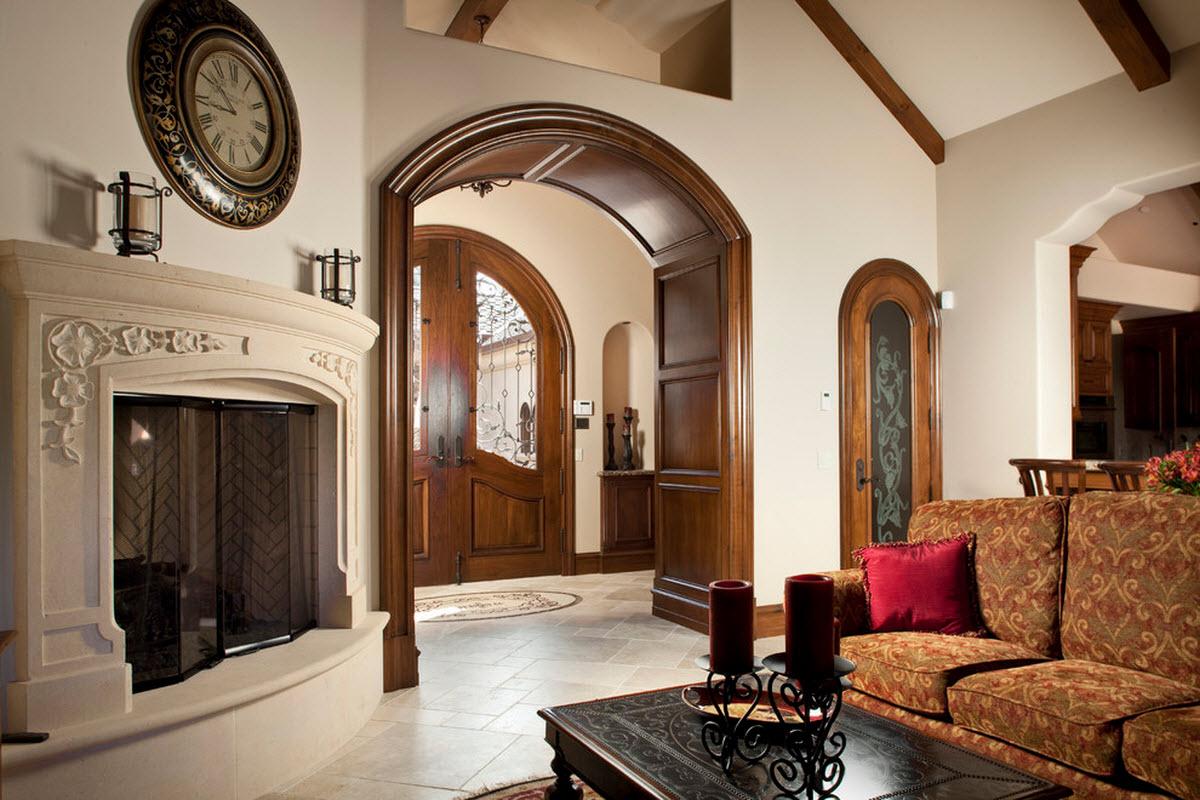 Дизайн квартир с аркой