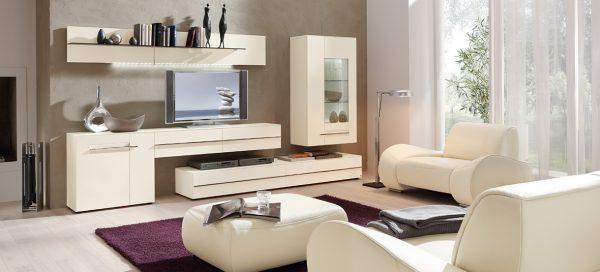 Интерьер современных гостиных
