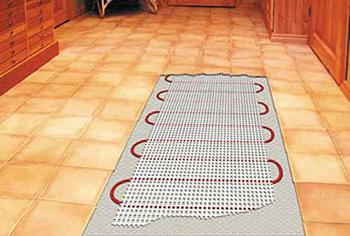 Ktorá dlažba je vhodná pre podlahové vykurovanie
