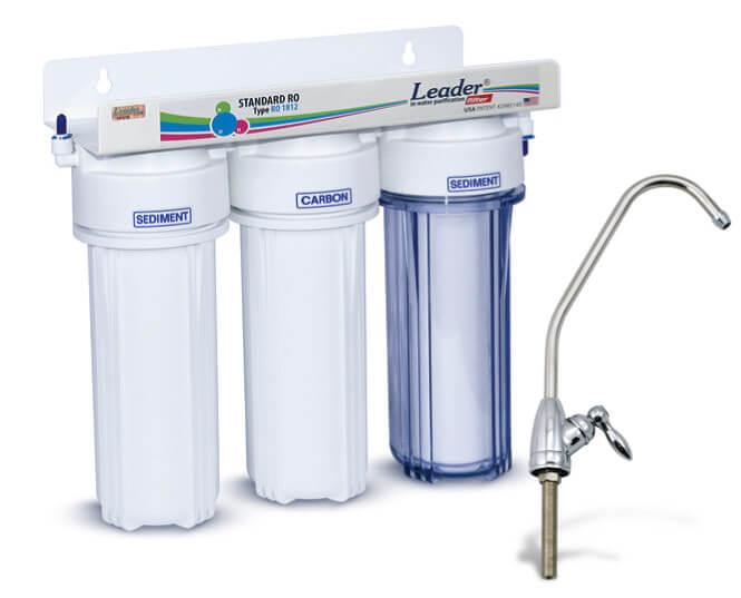 Фильтр очистки воды Leaderfilter от AQUACENTER